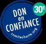 Badge Don en Confiance