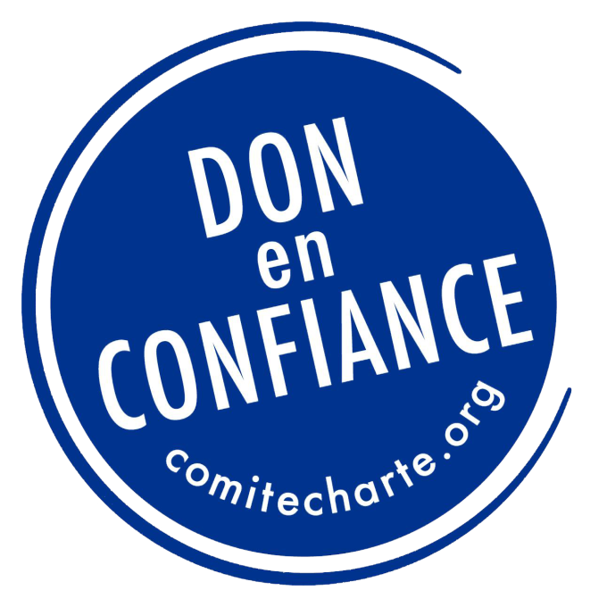 Badge Don en Confiance